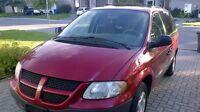 2003 Dodge Caravan : VENDUE