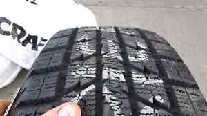 Toyo GSi 5 225/60r18 Tires  Edmonton Edmonton Area image 1