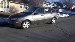 2007 Ford Focus SES Hatch