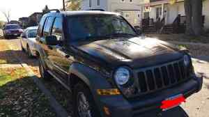 2006 Jeep Liberty 4x4 ETEST & SAFETY Windsor Region Ontario image 1