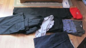 allmost brand new clothes worn 1 or 2 times