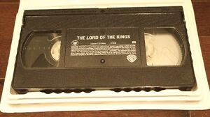 The Lord of the Rings (1978, Animated, VHS) West Island Greater Montréal image 3