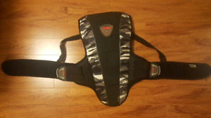 Knox Contour Motorcycle Back Protector