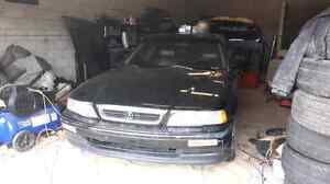 1992 Acura Legend Etested