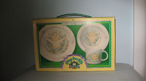 CABBAGE PATCH DISHES