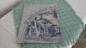 Collection of Florida travel brochures etc. from 1930's & 1940's