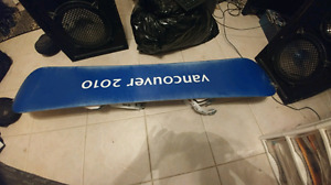 Limited Edition Snowboard