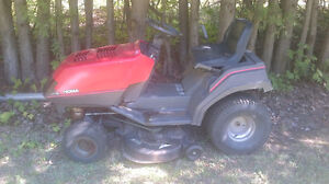 Noma lawn tractor