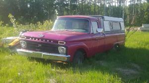 1966 mercury