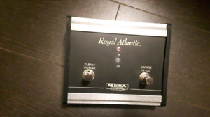 Mesa boogie foot switch