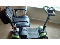 AS NEW TGA ECLIPSE MOBILITY SCOOTER EXCELLENT CONDITION REDUCED