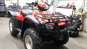 2008 Hondamatic Canadian & Trail Edition