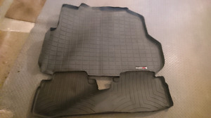 Weather tech liners 2001 to 2005 honda civic
