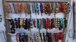 Méga liquidation de bijoux