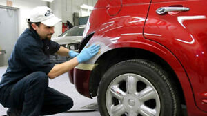Someone experienced in Auto-body Repair & A experienced Mechanic
