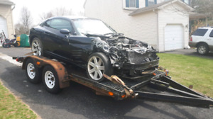 Parting out 2005 Chrysler Crossfire