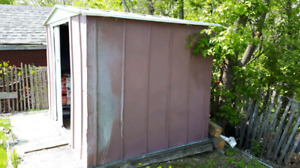 Free metal shed **Still available**