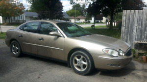 Buick allure looking to trade for truck