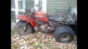 Honda Big Red 250 Part Out