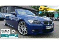 2009 09 BMW 3 SERIES 3.0 325I M SPORT 2D 215 BHP