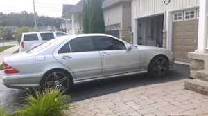 2001 Mercedes S430 for sale