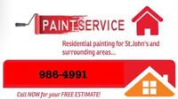 Need painting done before xmas ?