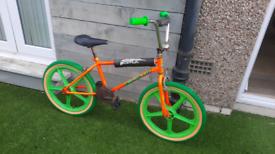 Bmx skyway tuff 2 wheels
