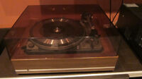 VINTAGE - Dual 1019 Turntable with Shure Cartridge