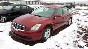 2008 Nissan Altima Financing And Warranty available