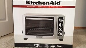 Brand New! KitchenAid toaster oven