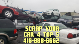 $300-$1000♻️ SCRAP JUNK CAR REMOVAL,TOPCASH FOR OLD VEHICLES