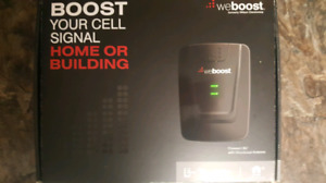 Wilson we boost 3G booster with directional antenna