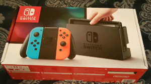 New Switch for Sale