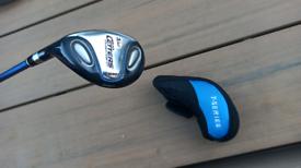 Golf Club Hybrid John Letters Left Handed