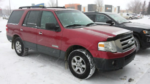 2007 Ford Expedition XLT. (sold)