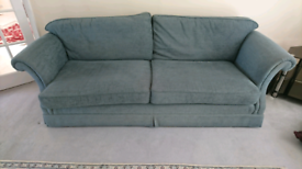 3 settee sofa and 2 armchairs