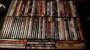 900 movies 3.00 each 10 for 25.00