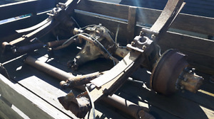 Ford 1 ton running gear