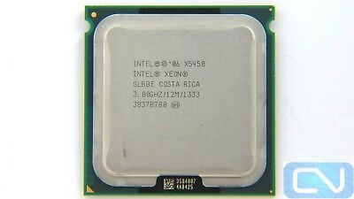 Intel Xeon X5450 3GHz 12M 1333MHz SLBBE LGA771 CPU Processor