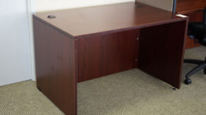 NEW/ USED OFFICE FURNITURE, DESKS , CABINETS AND CHAIRS