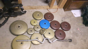 WEIGHTS priced to sell