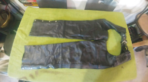 Womens Motorcycle Chaps