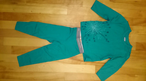 Icebreaker toddler long underwear set