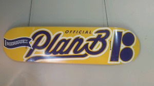 Plan B Deck Only $60 or Best Offer