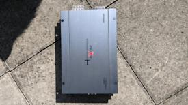 Car 4 channel amplifier 2400w