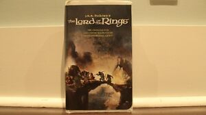 The Lord of the Rings (1978, Animated, VHS) West Island Greater Montréal image 1