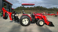 Branson Tractors form 24-78 HP 4 year Warranty (Commercial)