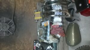 1985 gs 550 needs put togeather dont have time