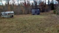 Nicely Treed Ravine Building Lot