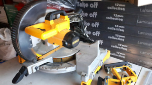 DEWALT Heavy Duty Miter Saw